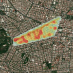 How to use POI analytics to understand commercial areas?